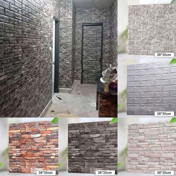 Decor, Home Decor, selfadhesivewallpaper, Home & Living