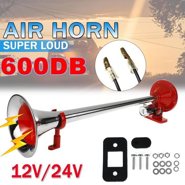 trumpetairhorn, metaltrumpet, trainhorn, Car Accessories