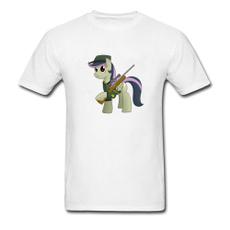 cute, Shorts, pony, Shirt