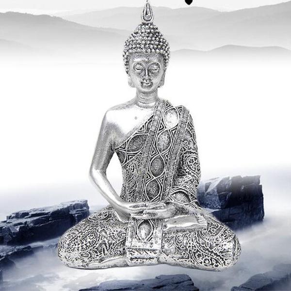fengshuisculpture, handicraft, thaibuddha, Home & Living