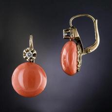 Antique, Fashion, Sterling Silver Earrings, Earring