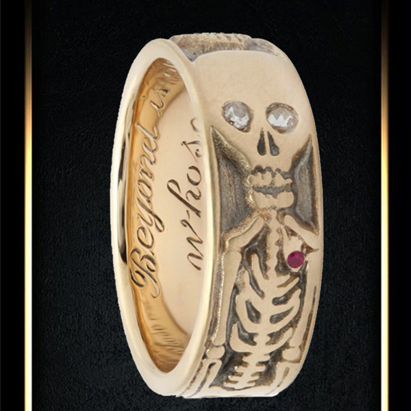 viking, DIAMOND, skull, gold