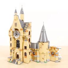 building, School, Toy, Magic