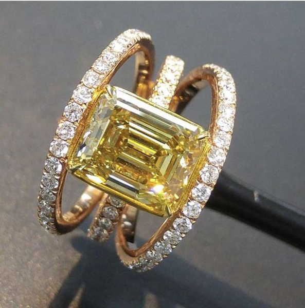 golden, exquisite jewelry, wedding ring, Classics