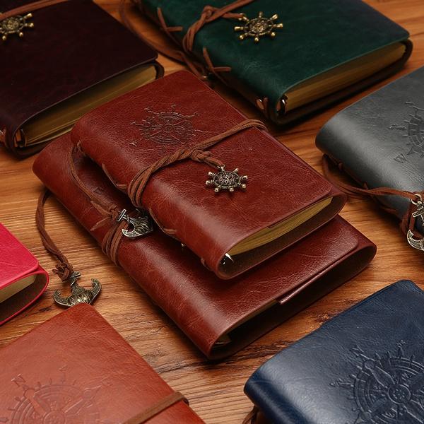 Diary, alooseleafdiary, Fashion, retronotebook