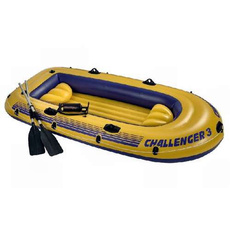 Inflatable, Pump, Boat