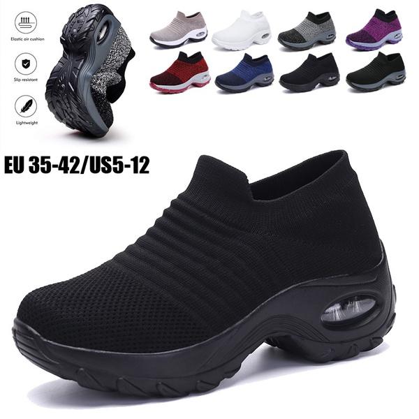 wedge, Sneakers, womenoutdoorshoe, Sports & Outdoors