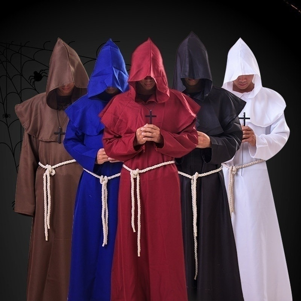 party, hooded, Cosplay, Medieval