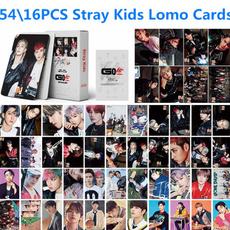 K-Pop, straykid, photocard, Postcards