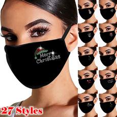 protectivemask, Christmas, christmasprintmask, Breathable