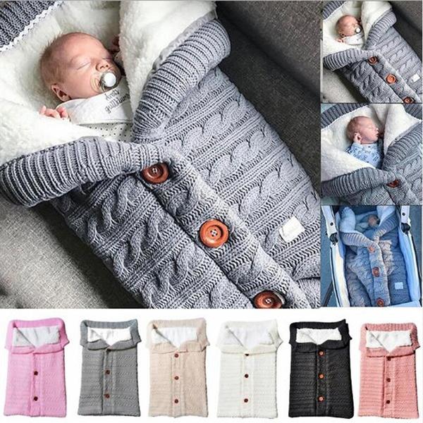 sleepingbag, strollerwrap, babystuff, Knitting