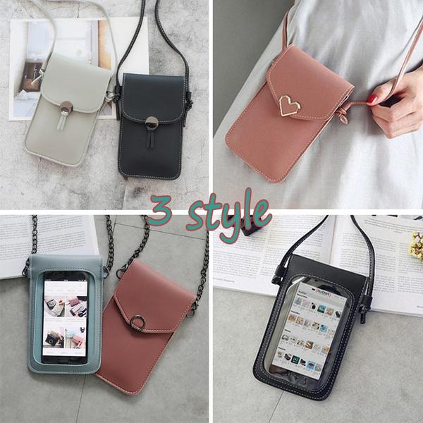 women's shoulder bags, Mini, mobilephonebag, cellphone
