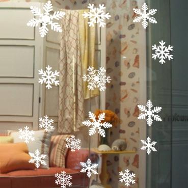 clingsdecalsdecoratio, glasssticker, chistmasdecor, Winter