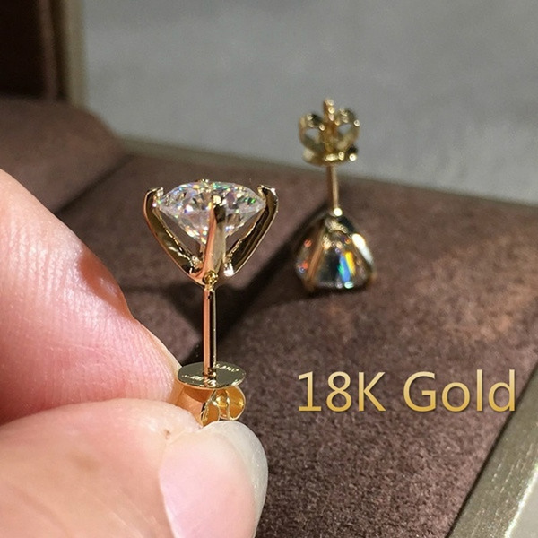 Engagement, Jewelry, Gifts, Stud Earring