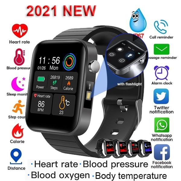 Flashlight, flashlightwatch, Monitors, Heart