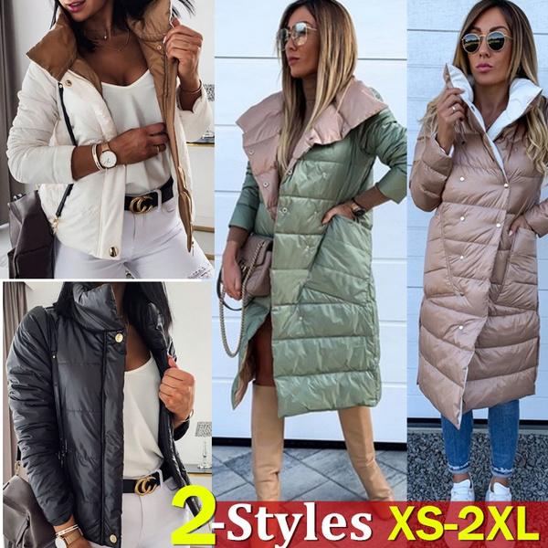padded, Fashion, Cotton, women coat