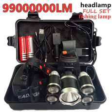 Flashlight, ledheadlamp, Head, Outdoor
