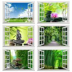art, Garden, Posters, Stickers
