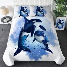 Blues, bedclothe, Home & Living, Bedding