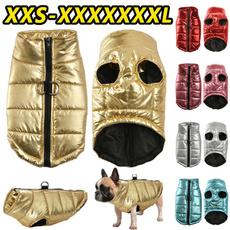Jacket, Vest, dog winter clothes, dog coat