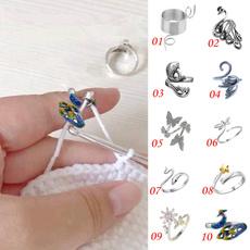 crochetloop, knittingloop, Knitting, Jewelry
