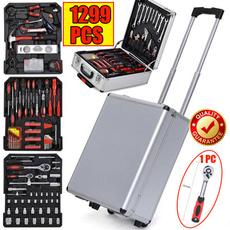 case, mechanicset, Aluminum, Tool