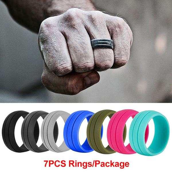 Outdoor, wedding ring, Gifts, Silicone