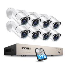 1080psecuritycamerasystem, Bullet, Photography, Hard Drives