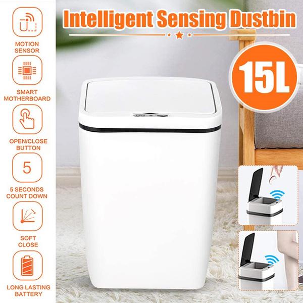 motionsensor, sensingdustbin, rubbishbin, wastecontainer