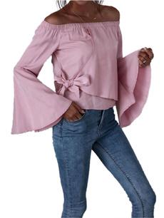 blouse, pink, Plus Size, Blazer