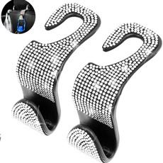 DIAMOND, headrest, Jewelry, Hooks