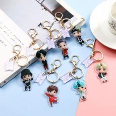 metalkeychainkeyring, K-Pop, Key Chain, Jewelry