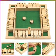 digitalfloptoy, partygame, gamblinggame, Wooden