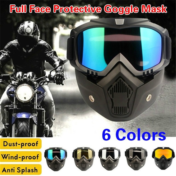 windshiledmask, Goggles, Cycling, motorcyclemask