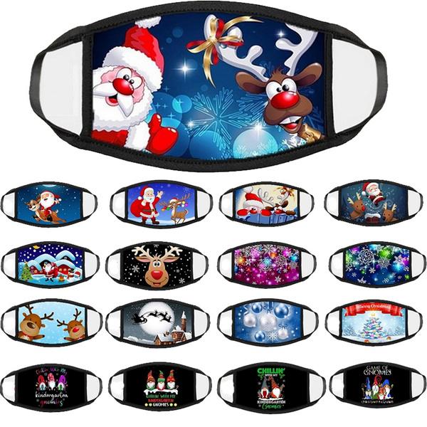 cartoonmask, Christmas, unisex, Festival