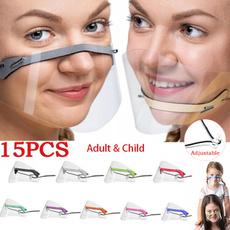 transparentmask, shield, mascherinetrasparenti, facemaskforchild