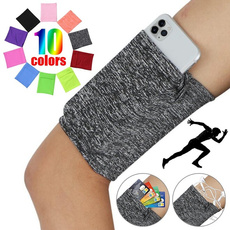 elasticarmband, Outdoor, Elastic, mobilephonearmbag