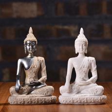 statuesfigure, Home Decor, buddhasculpture, Home & Living