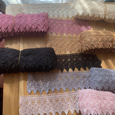 floral lace, lace trim, dresstullefabric, Lace