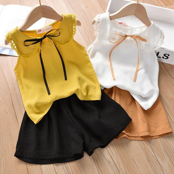 Summer, Baby Girl, Shorts, baby clothing