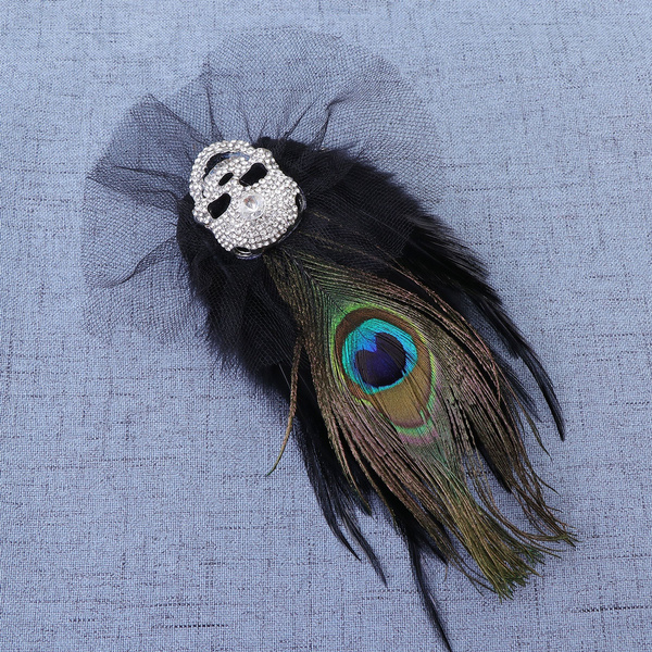 ghost, peacock, Pins, Carnival