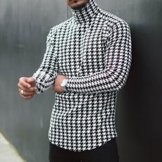 gymtshirt, collar slim, slim, Sleeve