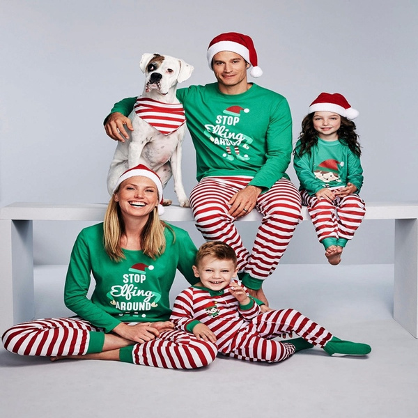 christmaspajamasforfamily, nightwear, Christmas, Family