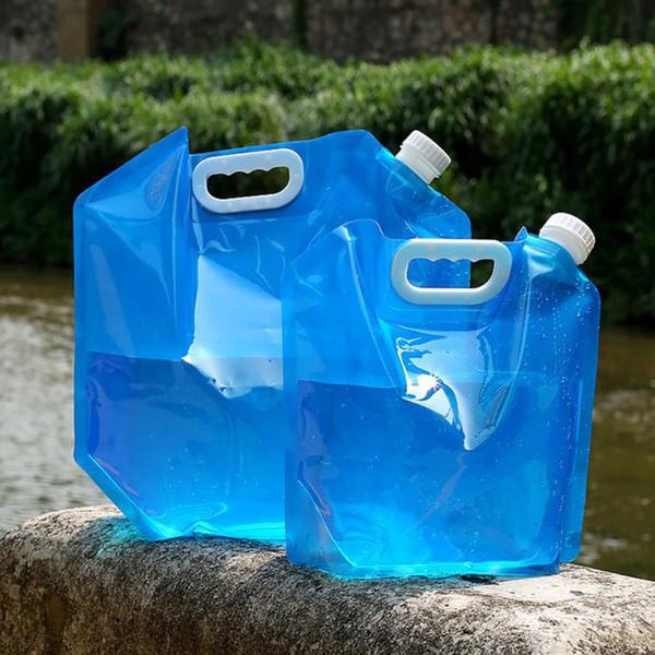 waterstorage, Outdoor, foldwaterbag, campingnecessary