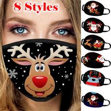 cottonfacemask, Fashion, festivalmask, Christmas