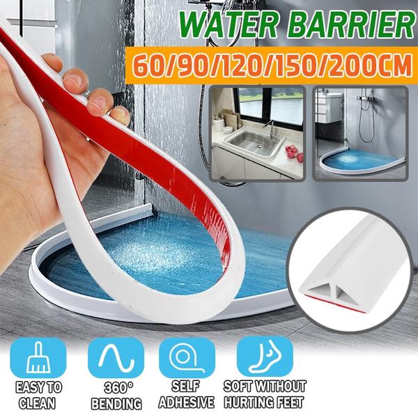 waterstopperstrip, Kitchen & Dining, Shower, floorpartitionstrip