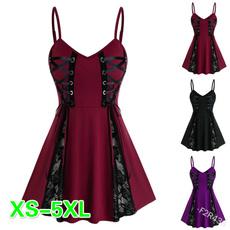 dressforwomen, Goth, Plus Size, Cosplay