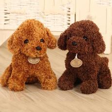 Toy, realisticteddydog, Teddy, Mascotas