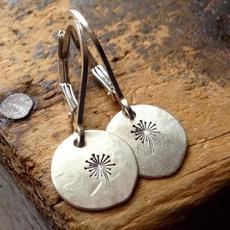 bohemia, Sterling, Engagement, Gemstone Earrings