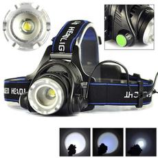 LED Headlights, led, flashlighttorch, 18650headlamp